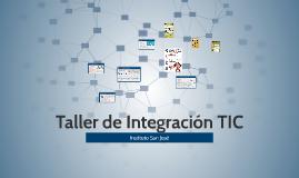 Taller de Integración TIC