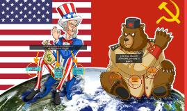 La guerre Froide : Schéma Bilan