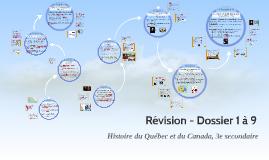 Révision - Dossier 1 à 9