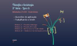 Copy of 3S-L6-Filosofia e sociologia
