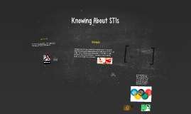 Knowing About STIs