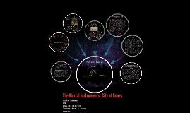 Copy of The Mortal Instruments: City of Bones