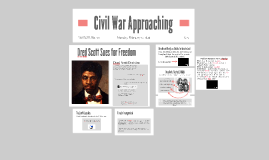 Copy of Civil War Approaching
