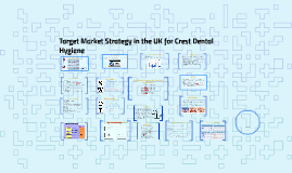 Copy of Target Market Strategy for Crest