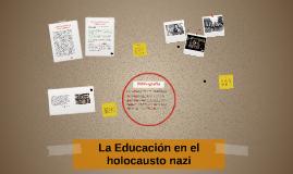 La Educación en el holocausto Nazi