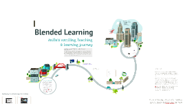 Blended Learning - it's all about the journey