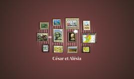 César et Alésia