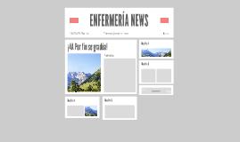 ENFERMERÍA NEWS
