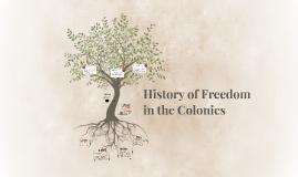 History of Freedom