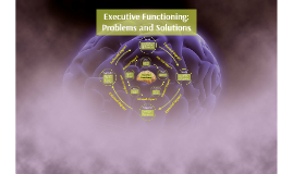 Copy of Executive Functioning: Problems and Solutions