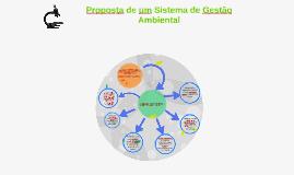 Copy of proposta de um Sistema de Gestão Ambiental