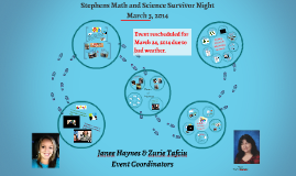 Copy of Math and Science Survivor Night