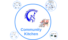 Cerebral Palsy BC Association - Community Kitchen