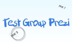Test Group Prezi