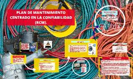 Copy of MANTENIMIENTO CENTRADO EN LA CONFIABILIDAD RCM