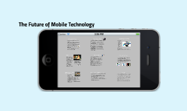 The Future of Mobile Technology