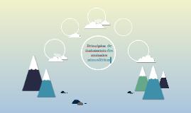 Princípios  de tratamento das emissões atmosféricas