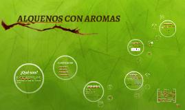 ALQUENOS CON AROMAS