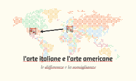 movimenti arte italiane