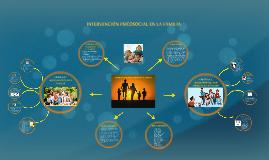Copy of INTERVENCIÓN PSICOSOCIAL