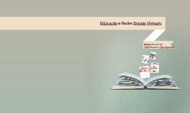 Educação e Redes Sociais Virtuais: análise de caso da rede e