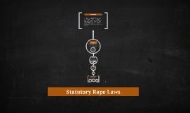 Statutory Rape Laws