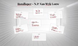 Rondloper - N.P. Van Wyk Louw