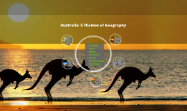 Copy of 5 Themes of geography- Australia