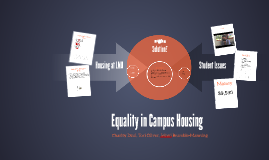 Equality in Campus Housing