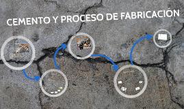 Cemento y proceso de Fabricación