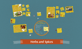 Copy of Herbs & Spices