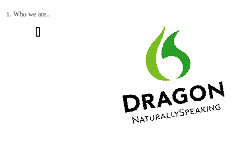 Dragon NaturallySpeaking Version 10