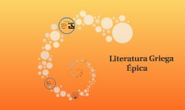 Copy of Literatura Griega