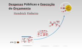 Despesas Públicas e Execução do Orçamento