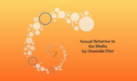 Sexual Behavior in the Media