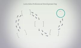 Lorin Eden Professional Development Day