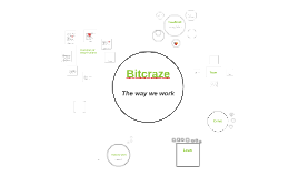 Bitcraze - how we work