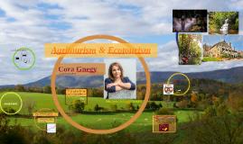 Agritourism & Ecotourism