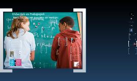 DP1-HC-W6-Didactiek en Pedagogiek / Sportkunde