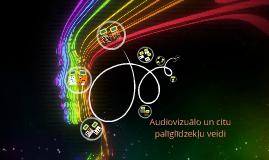 Audiovizuālie veidi