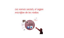 Les xarxes socials, el segon micròfon de les ràdios