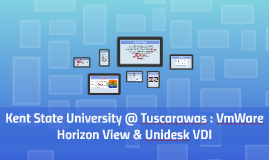 Kent State University @ Tuscarawas : VmWare Horizon View & U