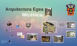 Arquitectura Egea