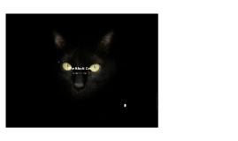 Copy of The Black Cat by Edgar Allan Poe