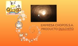 DULCHITO PRODUCTOS NUEVOS