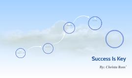 Success Is Key