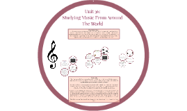 Copy of Unit 36: Studying Music From Around The World