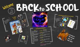 Copy of Welcome Back to School!