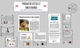 Copy of PROBLEMAS QUE AFECTAN A LA FAMILIA PANAMEÑA