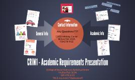 CRIM1 Presentation